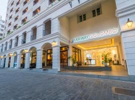 Hotel near Colombo