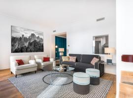 酒店照片: Slow Suites Bellas Artes