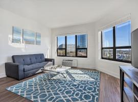 Hotel Foto: LUXURIOUS 2BR/2BA!! 1 STOP from NYC!! Sleeps 8!!