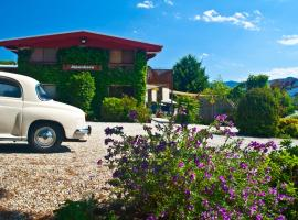 Hotel Photo: Alpenhorn Holiday Units