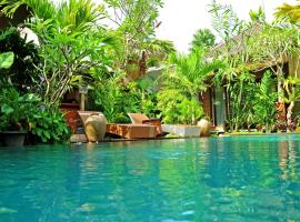 Hotel photo: Way Ubud House