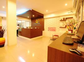 A picture of the hotel: S2S Queen Trang Hotel