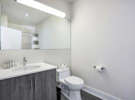 A picture of the hotel: FABULOUS 2BR/1BA 2 STOPS FROM NYC!! SLEEPS 6!!!