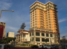 A picture of the hotel: SOGECOA Apart Hotel