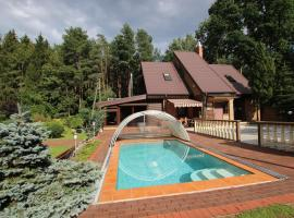Foto do Hotel: Dream forest house of Kaunas Reservoir