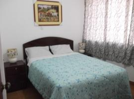 Hotel photo: Hostal Blue Moon Trujillo