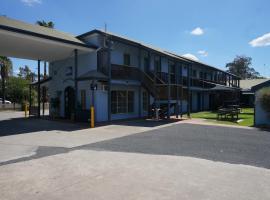 Фотографія готелю: Colonial Motel