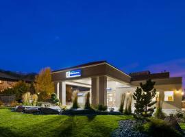 Hotel photo: Best Western Mountainview Inn
