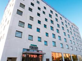 Hotel photo: Forenom Aparthotel Stockholm Flemingsberg