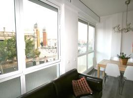 Hotel Foto: ApartEasy - Plaza España Deluxe