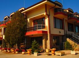 Hotel photo: Guesthouse Samuilovsko Shose