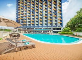 Hotel photo: Oakwood Hotel and Residence Kuala Lumpur