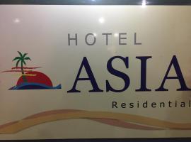 Hotel near Cox's Bazar