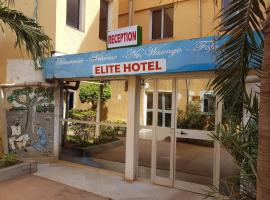 A picture of the hotel: Elite Hotel