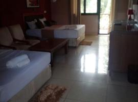 Hotel near Ndola