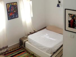 Hotel photo: Sadika Studio: Apartamento Artístico y Luminoso