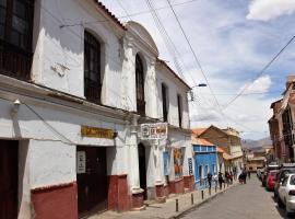 Hotel near Potosí