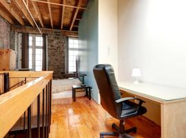 Hotel photo: 2-Story Loft on rue Saint-Pierre