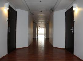 Hotel foto: Studio apartment in Lahti, Rauhankatu 16 (ID 3527)