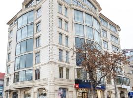 A picture of the hotel: Central City Hotel Makhachkala