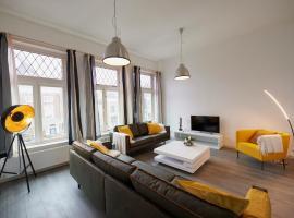 Hotel photo: Harlingen oldtown apartment