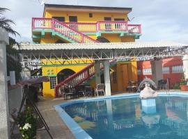 Hotel near Olanchito