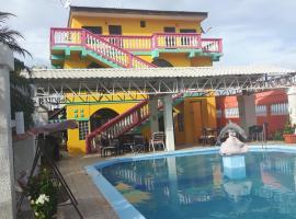 Hotel near Оланчито