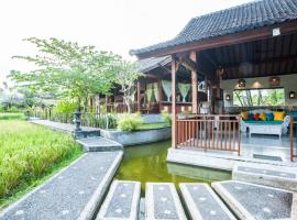 Hotel photo: Tirta Padi Villa Ubud