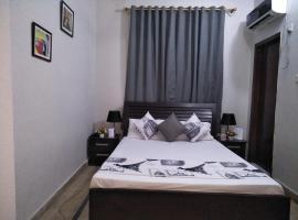 Hotel near Malir Cantonment