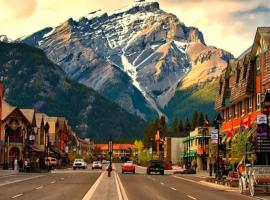 Hotel photo: Banff's Original Cowboy Bed and Breakfast
