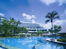 Hotel photo: Shangri-La's Rasa Sentosa Resort & Spa