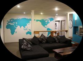 酒店照片: Central Backpackers Dunedin