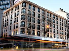 Фотографія готелю: Grand Aras Hotel & Suites