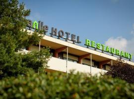 Hotel photo: Campanile Hotel & Restaurant Arnhem - Zevenaar
