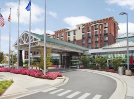 A picture of the hotel: Homewood Suites by Hilton Rockville- Gaithersburg
