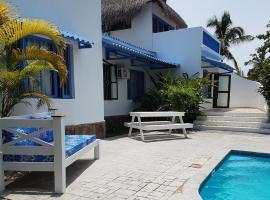 Hotel near Mozambique