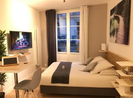 Ξενοδοχείο φωτογραφία: LOCIA Appart-Hôtels Automatiques