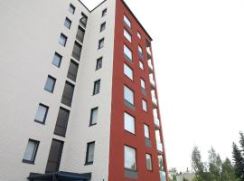 Hotel foto: A cozy and fully furnished one-room apartment in Järvenpää. (ID 8254)