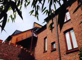 A picture of the hotel: a-domo Apartment-Hotels Ruhr Thüringer