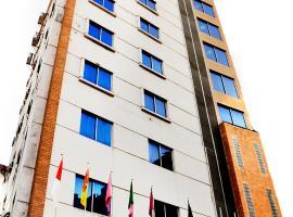 Hotel Foto: Hotel Bon Vivant