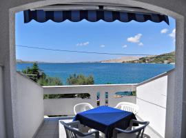 Hotel photo: Apartment Metajna 10405b