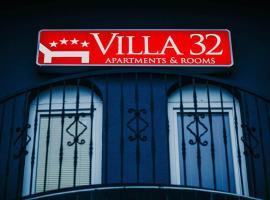 Hotel photo: Guesthouse Villa 32