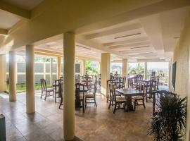 Hotel near Боако