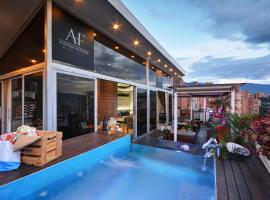 Hotel photo: Parque Lleras Boutique Penthouse