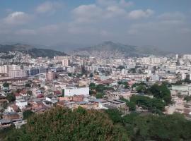 Hotel photo: Vista Deslumbrante Comunidade RJ