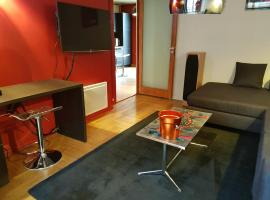 Hotel photo: Appartement LYON 7
