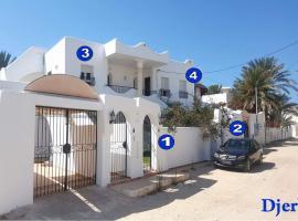 Hotel photo: Appartements Plage Sidi Mehres