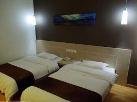 Hotel Foto: Thank Inn Chain Hotel Nengmenggu Ulanqab Zhonglian Building Material City