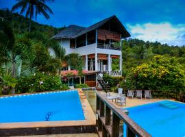 A picture of the hotel: Suan Sawan Ocean View