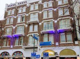 מלון צילום: Grand Hotel Central